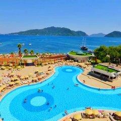 Green Nature Diamond Hotel Турция, Мармарис - отзывы, цены и фото номеров - забронировать отель Green Nature Diamond Hotel онлайн бассейн фото 2