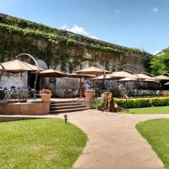 Отель Fiesta Americana Hacienda San Antonio El Puente Cuernavaca Ксочитепек детские мероприятия фото 2