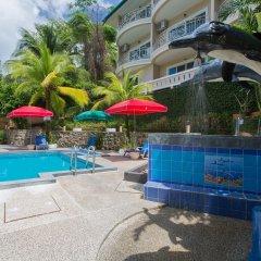Отель Patong Rai Rum Yen Resort бассейн фото 2