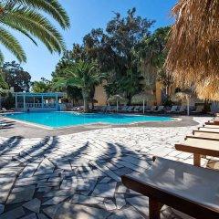 Отель Meltemi Village бассейн фото 3
