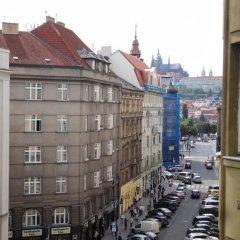 Отель Kaprova Чехия, Прага - отзывы, цены и фото номеров - забронировать отель Kaprova онлайн балкон