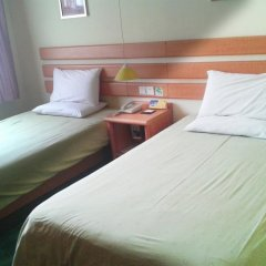 Отель Home Inn Китай, Гуанчжоу - отзывы, цены и фото номеров - забронировать отель Home Inn онлайн комната для гостей фото 5