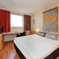 Отель ibis Berlin Ostbahnhof комната для гостей
