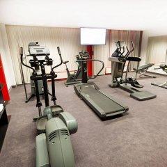 Отель Dormero Dresden City Дрезден фитнесс-зал
