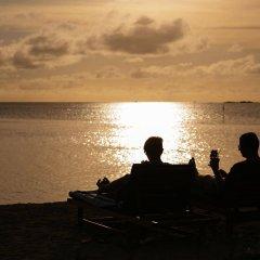 Отель Nanuya Island Resort пляж
