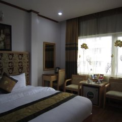 Hoang Anh Cau Giay 3 Hotel Ханой комната для гостей