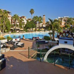 Отель Four Seasons Vilamoura Португалия, Пешао - отзывы, цены и фото номеров - забронировать отель Four Seasons Vilamoura онлайн бассейн фото 3