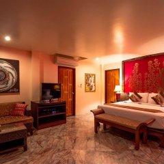 Отель Sandalwood Luxury Villas комната для гостей фото 3