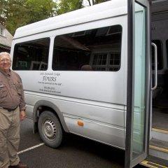 Отель Lake Quinault Lodge Куинолт городской автобус