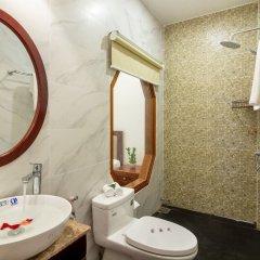 Отель Flame Flowers Homestay ванная фото 2