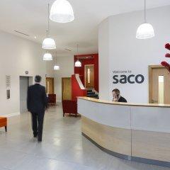 Отель SACO Manchester - Piccadilly Великобритания, Манчестер - отзывы, цены и фото номеров - забронировать отель SACO Manchester - Piccadilly онлайн интерьер отеля