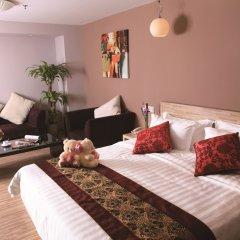 Отель Guangdong Baiyun City Hotel Китай, Гуанчжоу - 12 отзывов об отеле, цены и фото номеров - забронировать отель Guangdong Baiyun City Hotel онлайн фото 8