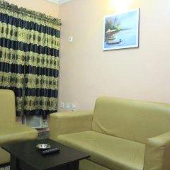 Отель Keves Inn and Suites Нигерия, Калабар - отзывы, цены и фото номеров - забронировать отель Keves Inn and Suites онлайн комната для гостей фото 5