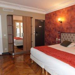 Отель Baldaquin Excelsior Париж сейф в номере