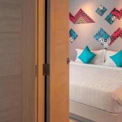 Отель The Crib Patong 3* Улучшенный номер с различными типами кроватей фото 2