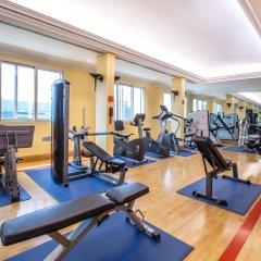 Отель Grand Excelsior Hotel Deira ОАЭ, Дубай - 1 отзыв об отеле, цены и фото номеров - забронировать отель Grand Excelsior Hotel Deira онлайн фитнесс-зал фото 3