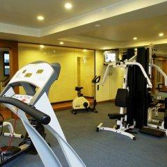 Отель Sunset Beach Resort фитнесс-зал
