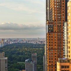 Отель Sheraton New York Times Square Hotel США, Нью-Йорк - 1 отзыв об отеле, цены и фото номеров - забронировать отель Sheraton New York Times Square Hotel онлайн балкон