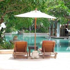 Отель Dor-Shada Resort By The Sea На Чом Тхиан бассейн фото 3