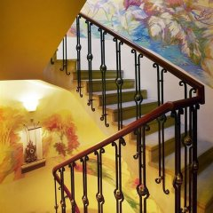 Отель Royal Ricc Брно балкон