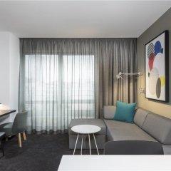 Отель Adina Apartment Hotel Leipzig Германия, Лейпциг - отзывы, цены и фото номеров - забронировать отель Adina Apartment Hotel Leipzig онлайн комната для гостей фото 5