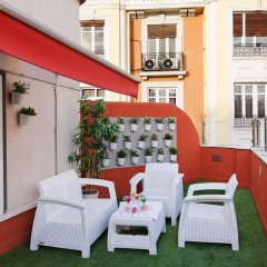Отель Mayorazgo балкон