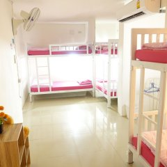 Отель 1Sabai Hostel Таиланд, Бангкок - отзывы, цены и фото номеров - забронировать отель 1Sabai Hostel онлайн комната для гостей фото 3