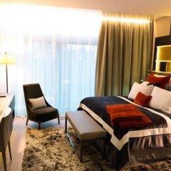 Отель The Thief 5* Улучшенный номер с различными типами кроватей фото 7