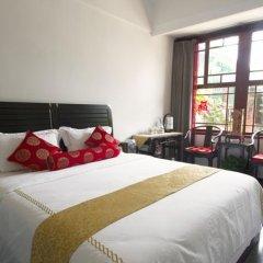 Отель Liuhe Courtyard Hotel Китай, Пекин - отзывы, цены и фото номеров - забронировать отель Liuhe Courtyard Hotel онлайн комната для гостей фото 4