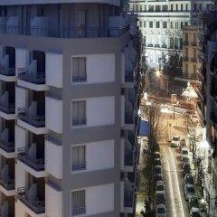 Отель Olympia Thessaloniki Греция, Салоники - 2 отзыва об отеле, цены и фото номеров - забронировать отель Olympia Thessaloniki онлайн балкон