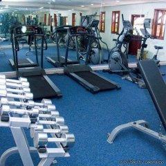 Отель Torres Mazatlan Масатлан фитнесс-зал