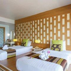 Отель Aquamarine Resort & Villa комната для гостей фото 5