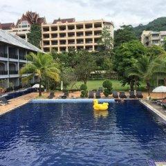 Отель Ramada by Wyndham Aonang Krabi бассейн фото 3