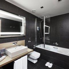 Отель Occidental Praha Five Чехия, Прага - 11 отзывов об отеле, цены и фото номеров - забронировать отель Occidental Praha Five онлайн ванная фото 2