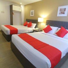 Отель OYO 106 24H City Hotel Филиппины, Макати - отзывы, цены и фото номеров - забронировать отель OYO 106 24H City Hotel онлайн комната для гостей фото 2