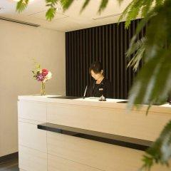 Отель Residential Hotel B:CONTE Asakusa Япония, Токио - 1 отзыв об отеле, цены и фото номеров - забронировать отель Residential Hotel B:CONTE Asakusa онлайн интерьер отеля фото 3