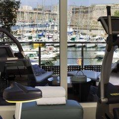 Отель Sofitel Marseille Vieux Port Франция, Марсель - 2 отзыва об отеле, цены и фото номеров - забронировать отель Sofitel Marseille Vieux Port онлайн фитнесс-зал
