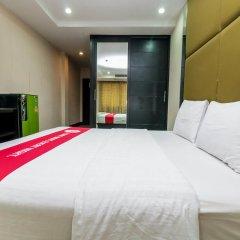 Отель Nida Rooms Bangrak 12 Bossa Бангкок комната для гостей фото 5