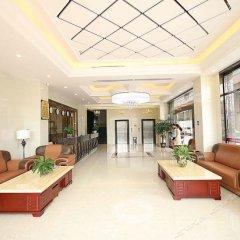 Отель Yueda Business Hostel Китай, Чжуншань - отзывы, цены и фото номеров - забронировать отель Yueda Business Hostel онлайн интерьер отеля