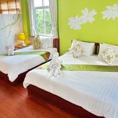 Bussaba Bangkok Suvarnabhumi Airport Hotel комната для гостей фото 5