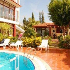 Carna Garden Hotel Турция, Сиде - отзывы, цены и фото номеров - забронировать отель Carna Garden Hotel онлайн бассейн фото 2