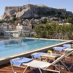 Отель Electra Palace Athens бассейн фото 3