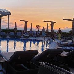 Отель Royal Hotel Греция, Ферми - 1 отзыв об отеле, цены и фото номеров - забронировать отель Royal Hotel онлайн фитнесс-зал фото 3