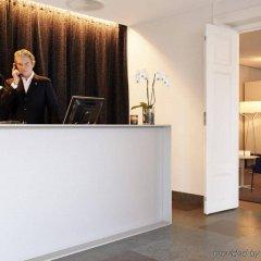 Отель SKEPPSHOLMEN Стокгольм интерьер отеля