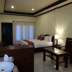 Отель Pon Arena Лаос, Остров Кхонг - отзывы, цены и фото номеров - забронировать отель Pon Arena онлайн комната для гостей фото 3