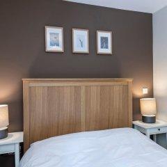 Отель Lovely 2 Bed Flat - Airport/piccadilly Friendly комната для гостей фото 3