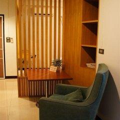Отель Ratchadamnoen Residence Бангкок сауна