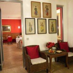 Отель Bergland Hotel Австрия, Зальцбург - отзывы, цены и фото номеров - забронировать отель Bergland Hotel онлайн комната для гостей фото 4