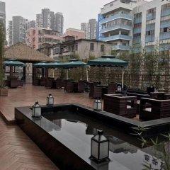 Отель Relax Season Hotel Dongmen Китай, Шэньчжэнь - отзывы, цены и фото номеров - забронировать отель Relax Season Hotel Dongmen онлайн балкон