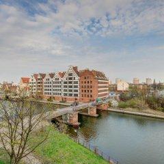 Апартаменты Dom & House - Apartments Downtown Gdansk балкон